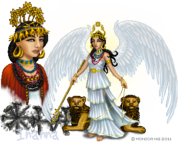 Inanna – Morning Star – LTnnOg Dolls